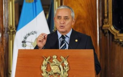 Otto Pérez Molina pasa su cumpleaños 70 años en prisión