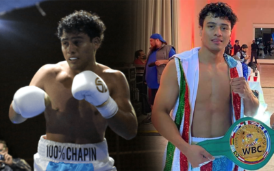 Categórico: Guatemalteco se convirtió en Campeón Latinoamericano del Consejo Mundial de Boxeo