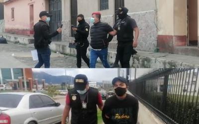 Operativo antiextorsiones en desarrollo, en Quetzaltenango ya hay capturas
