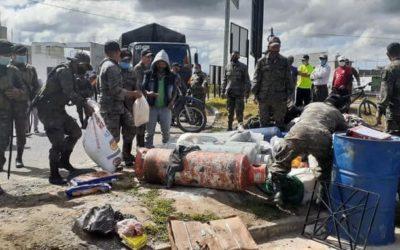 ¿Cuál es el estado de salud de elementos del Ejército que se accidentaron en ruta Interamericana?