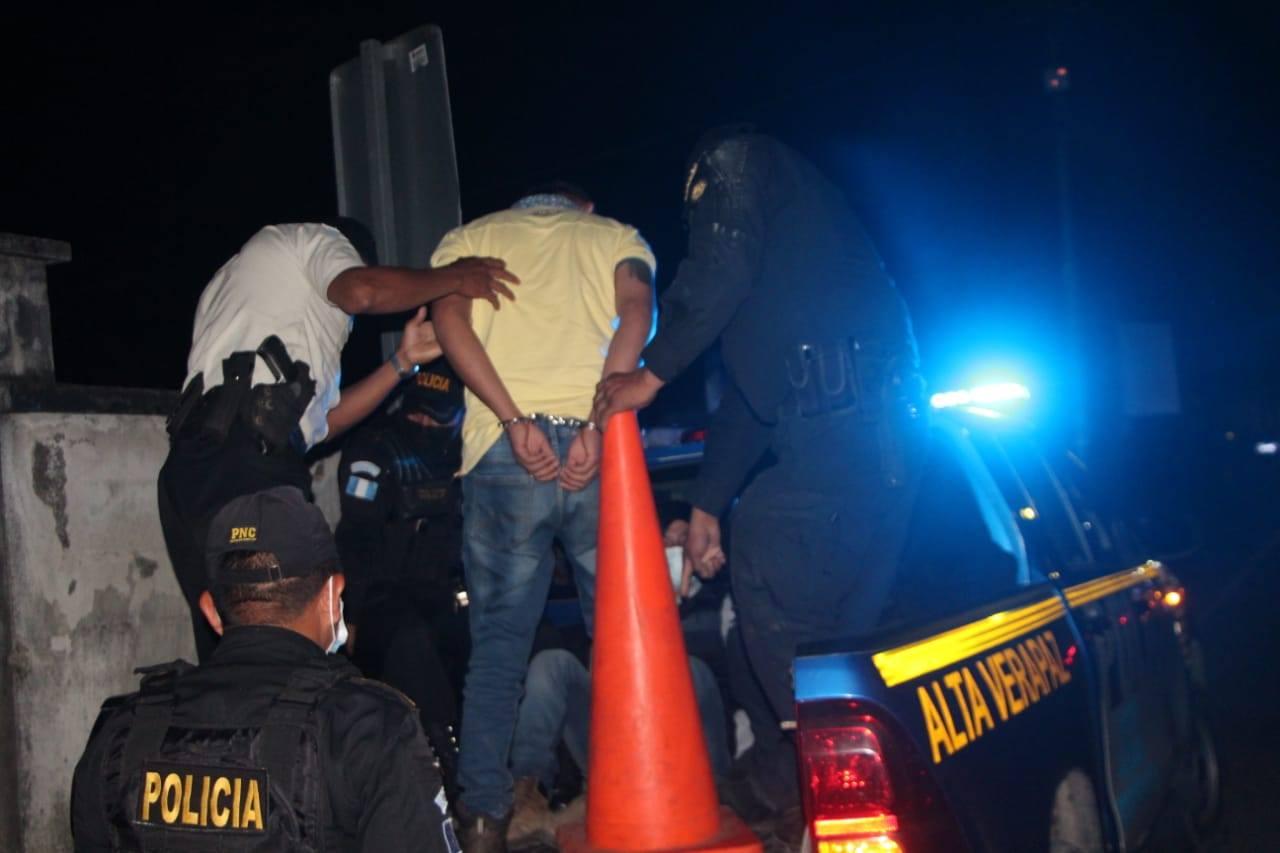 Capturan a prestamistas colombianos