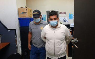 Jorge Rafael Zea, va a prisión preventiva señalado de matar a su esposa