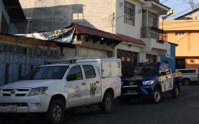 Dos mujeres capturadas por matar a un hombre en la colonia San Antonio Xela