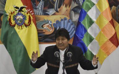 Evo Morales está bajo cuidados médicos luego de contagiarse de COVID-19