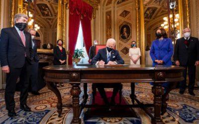 ¿En qué consisten las primeras 17 medidas de Biden?