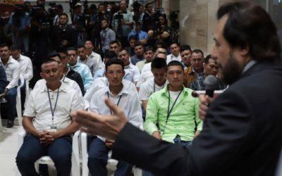 El Salvador destaca «sensatez» en disposiciones migratorias de Biden