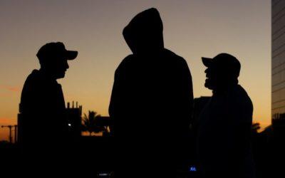 Salvadoreños ven caravanas como opción para llegar a EE.UU. pese a controles
