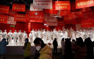 China reporta primera muerte por Covid-19, después de 8 meses de aparente control