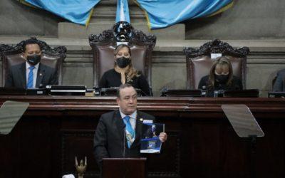 Alejandro Giammattei cumple su primer año de gobierno, ¿Cuáles fueron sus principales frases y logros?