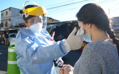 Guatemala reporta 218 nuevos casos de COVID-19