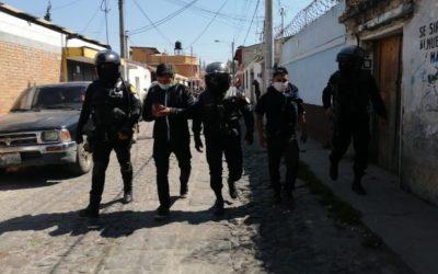 Vecinos denuncian secuestro de niña en la zona 1 de Quetzaltenango