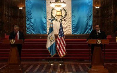 Guatemala espera mejoras para los migrantes con gobierno de Joe Biden