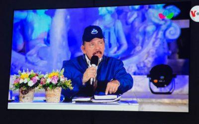 """Nicaragua: Ortega pide a Biden """"trabajar con política de respeto y entendimiento"""""""