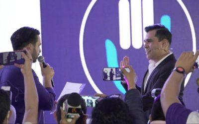 El alcalde de Mixco, Neto Bran, negó haber sido expulsado del partido Todos