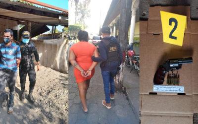 Capturados tras allanamientos en Suchitepéquez