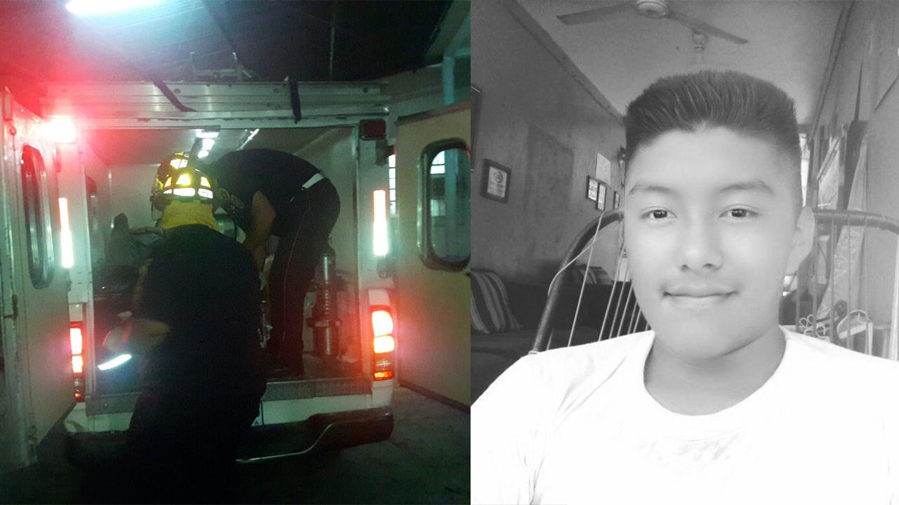 Víctima de ataque armado en Olintepeque tenía 20 años y era integrante de convite