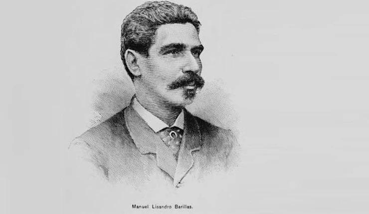 Hace 176 años nació en Quetzaltenango el expresidente Manuel Lisandro Barillas