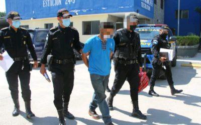 PNC arresta a sindicado de matar a su conviviente y cuñado