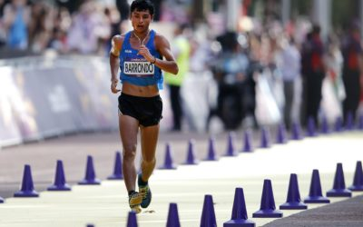 Erick Barrondo clasifica a sus terceros Juegos Olímpicos