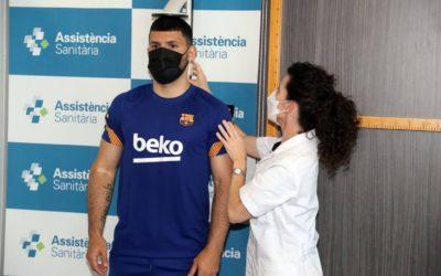 Es oficial: Sergio Agüero es nuevo jugador del FC Barcelona