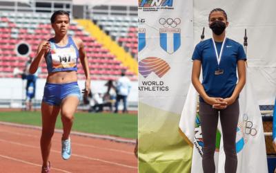 Zacapaneca rompe récord nacional de atletismo después de 35 años