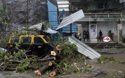 Ciclón Tauktae golpea a la India en plena crisis por la pandemia
