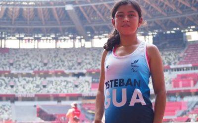 Quetzalteca finaliza participación en Juegos Paralímpicos de Tokio 2020