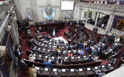 Congreso ratifica Estado de Sitio en El Estor, Izabal, que declaró Alejandro Giammattei