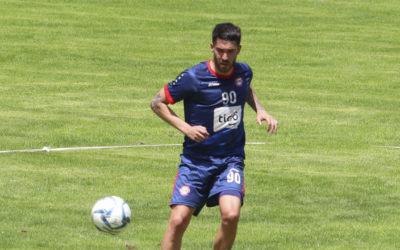 Xelajú analiza finiquitar el contrato de Nicolás González y contratar en Primera División