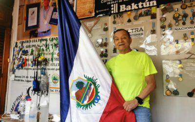 Atleta quetzalteco busca un nuevo Récord Mundial Guinness en el deporte