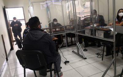 Ligan a proceso penal a tres hombres acusados de secuestrar a un adolescente en Quetzaltenango