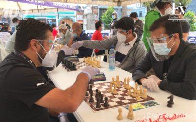 Organizan en Xela torneo de Ajedrez en el marco del Bicentenario de Independencia