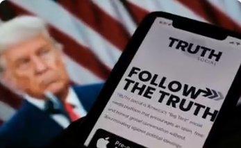Trump anuncia lanzamiento de red social