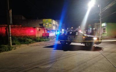 Trabajador de restaurante falleció cuando regresaba a su hogar, un vehículo lo atropelló en la zona 3 de Xela