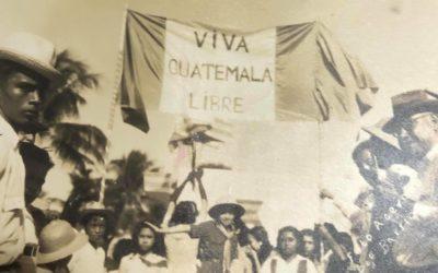 20 de octubre: Día de la Revolución en Guatemala