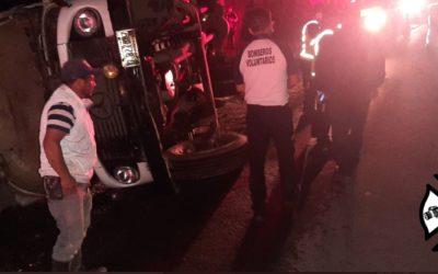 Accidentes que han ocurrido en horas recientes y que han sido noticia en Stereo 100