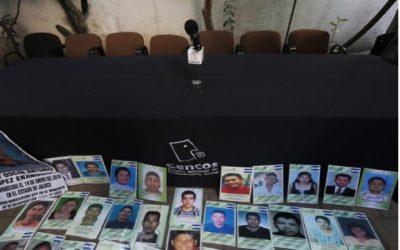 Denuncian que la violencia es la principal causa de las 22.000 desapariciones que registra El Salvador