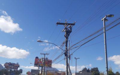 Empresa Eléctrica de Quetzaltenango suspenderá servicio para este domingo 17 de octubre. Estos serán los sectores afectados
