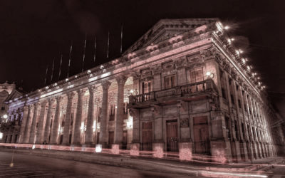 Quetzaltenango, una de las primeras ciudades del mundo con alumbrado eléctrico