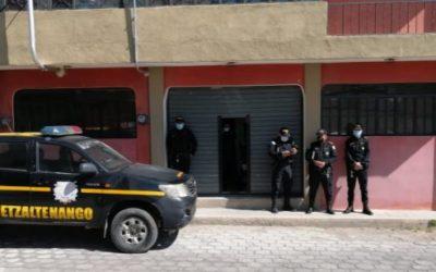 Localizan el cadáver de guardia de seguridad en sede del MP en Xela