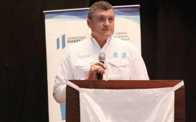 Vicepresidente de Guatemala dice que sigue planificación para vacunar a menores de edad