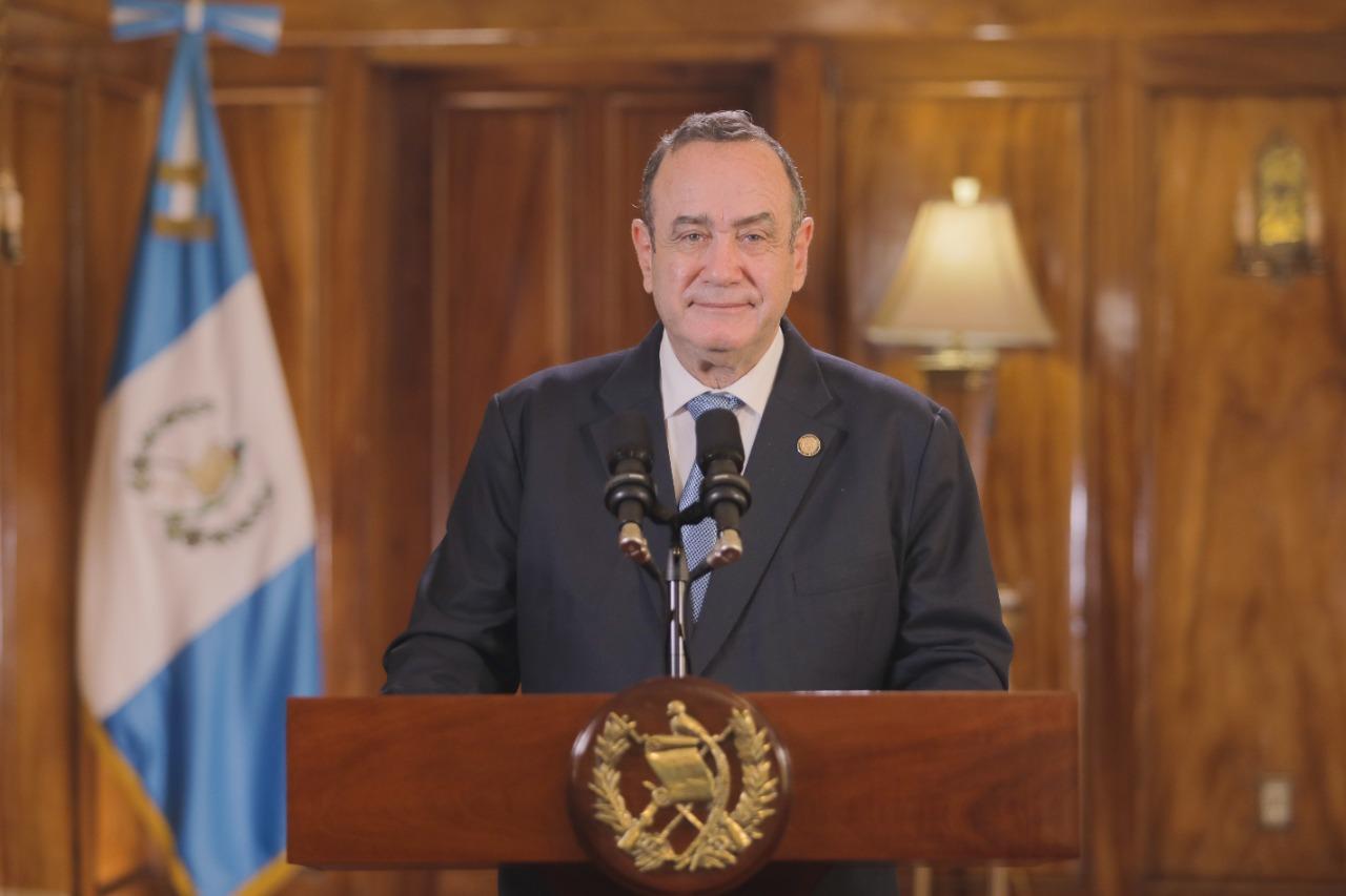 Cadena Nacional en Guatemala