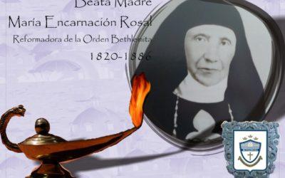 Beata Madre Encarnación Rosal, nació en Quetzaltenango hace 201 años