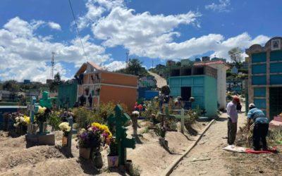 COE de Cajolá confirma cierre del cementerio y cancelación de ferias y conciertos